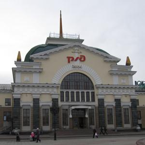 Железнодорожные вокзалы Свободного